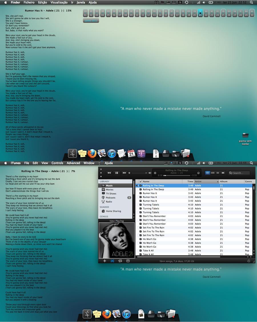 First screenshot - 21 Jun 2011 by Eejit13