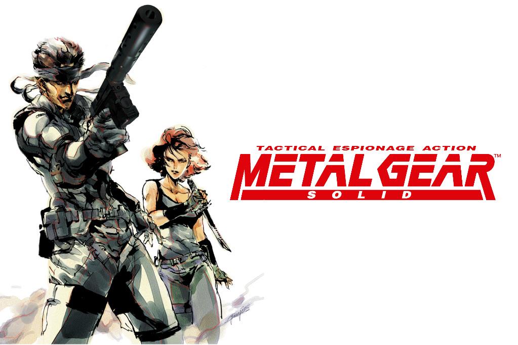 Metal Gear Solid 2 Wallpaper: Metal Gear Solid Wallpaper By Liz-Farron On DeviantArt