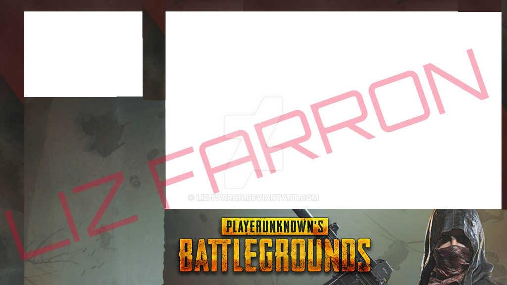 Playerunknown S Battlegrounds Png Images Free Download: PlayerUnknown's Battlegrounds Twitch Overlay By Liz-Farron