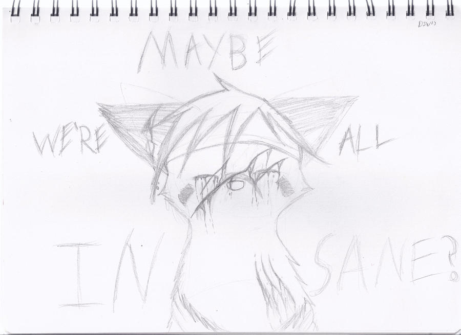 Maybe... by DarkStarWolf13