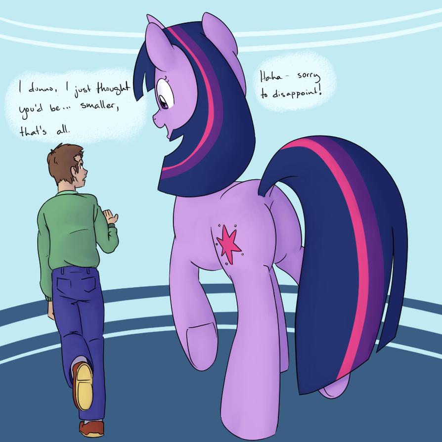 My Little Pony by goattrain