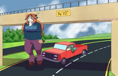SB036 Traffic Blockage s