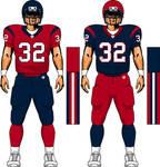Texans uniform concept