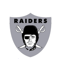 Raiders alternate logo by TheGreatKtulu