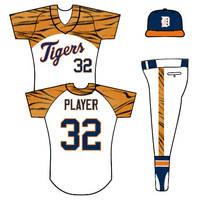 Tigers alternate concept by TheGreatKtulu