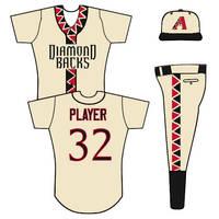 Diamondbacks uniform concept by TheGreatKtulu