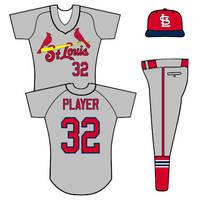 Cardinals uniform concept by TheGreatKtulu