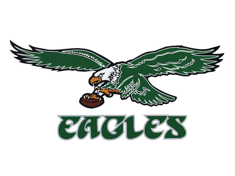 Retro Eagles Wallpaper2
