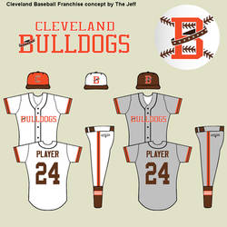 Cleveland MLB uniform concept for Uni-Watch.com