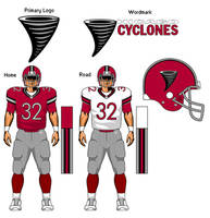 Chicago Cyclones, fantasy football team by TheGreatKtulu