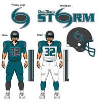 San Diego Storm, fantasy football team by TheGreatKtulu