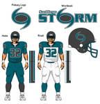 San Diego Storm, fantasy football team