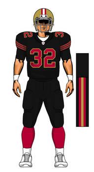 49ers Black Alternate Fixed?