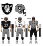 Oakland Raiders Concept 2.0