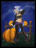 PE - Halloween 2008 by AmyClark