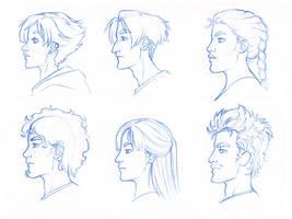 DAC Profiles - Teens by AmyClark