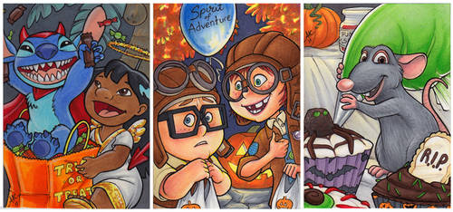 2011 - 31 Days of Halloween 1 by AmyClark