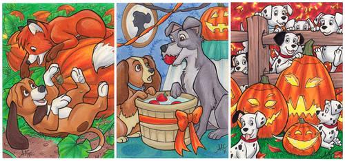 2011 - 31 Days of Halloween 3 by AmyClark