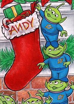 Oooooh! The Claus! by AmyClark