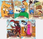 Pirate Adventure Time