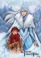 Snow Queen - Perna Classic FairyTales by AmyClark
