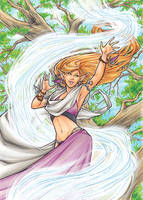 Spellcasters II - Elfy Magics by AmyClark