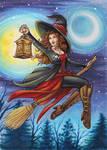 Halloween: Witchcraft base