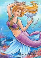 Mermaid AP3 by AmyClark