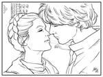 SW: Han n Leia
