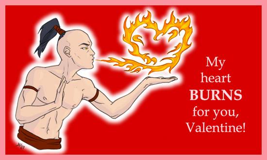 Valentine2007 - Fire by AmyClark