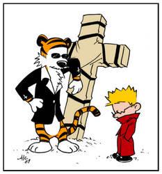 Calvin the Stampede