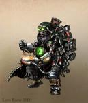Warhammer mutant