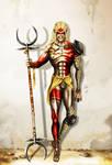 Elven Dark Sun gladiator 2