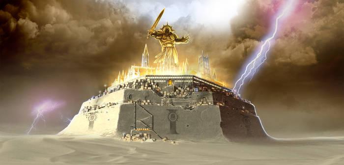 Imperial shrineworld