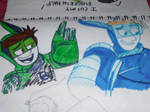 Creature Power Suits