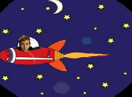 Roy in Spaceship LOL by andyboosh4ever