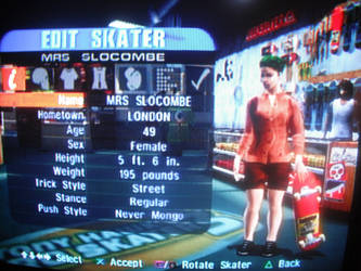 Slocombe Tony Hawk by andyboosh4ever