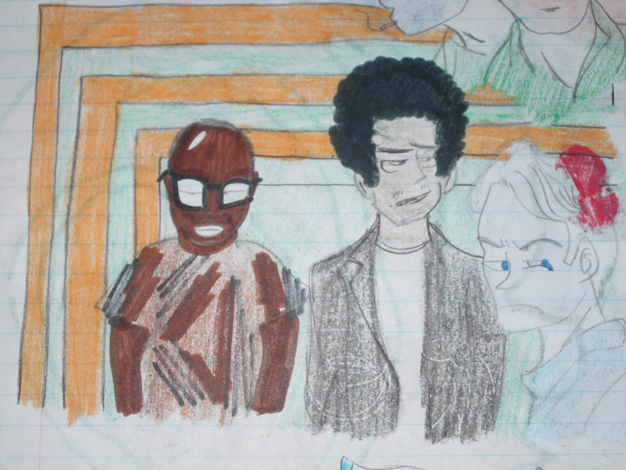 Eric Andre Show 2 by andyboosh4ever