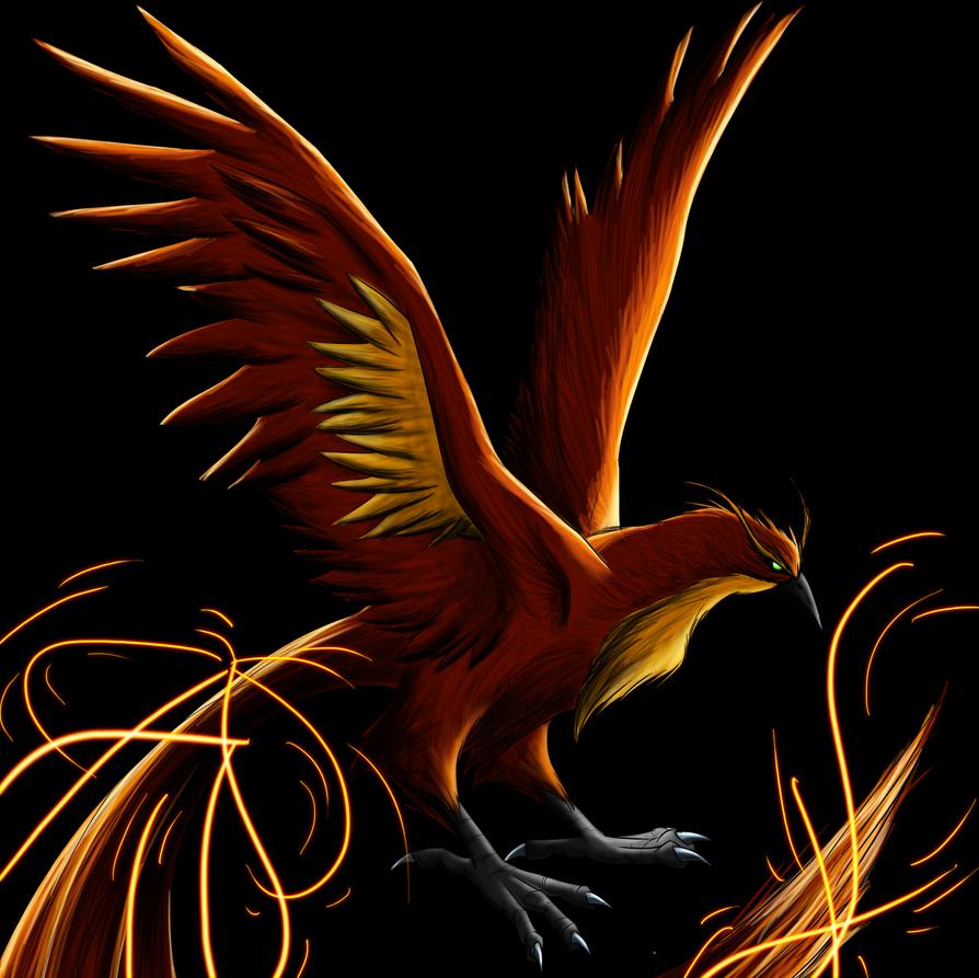 Phoenix by Ghilanna