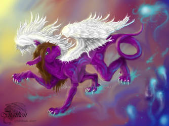 Senria in the World of Dream by Ikarlion