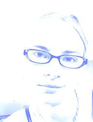 me blue