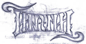Ambigram.