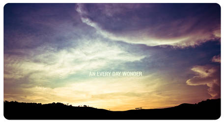 Every day wonders. by Kazwha