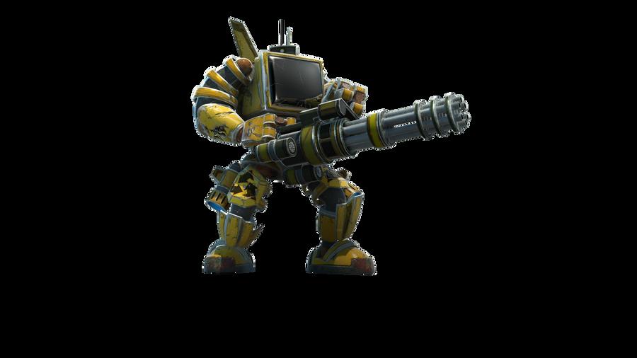 Robot by jajaja122