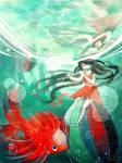 oc: submerged