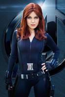 Winter Soldier Black Widow