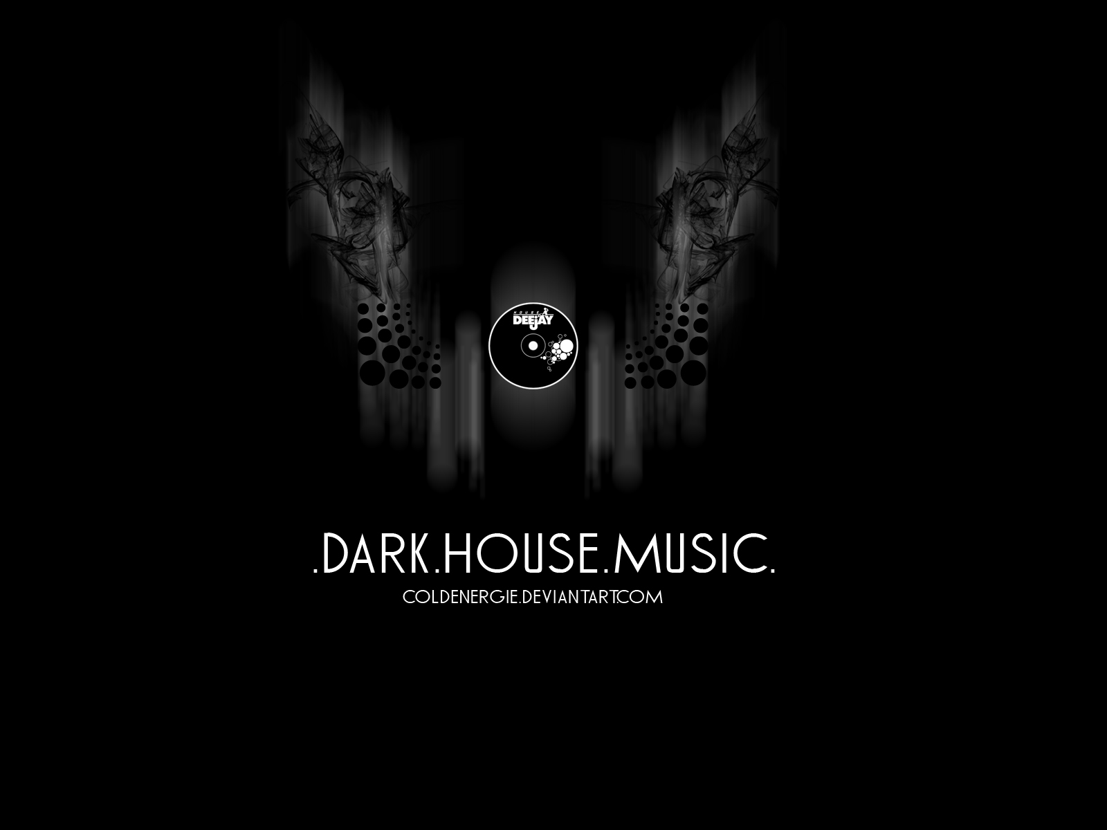 dark house music black label by coldenergie on deviantart