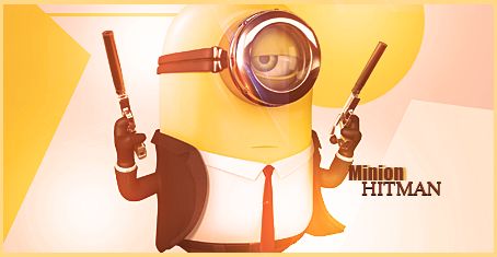 Minion Hitman by ScizX
