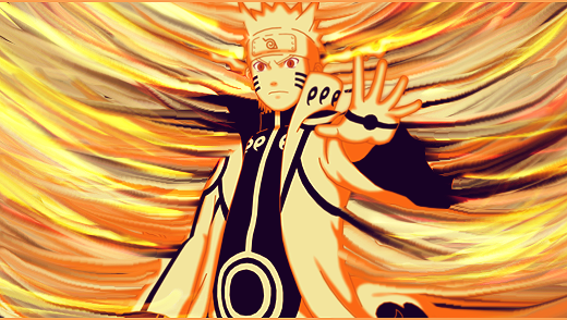 Naruto Fire. by ScizX