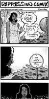 depression comix #182 by depressioncomix